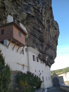 Бахчисарай. Свято-Успенский мужской монастырь