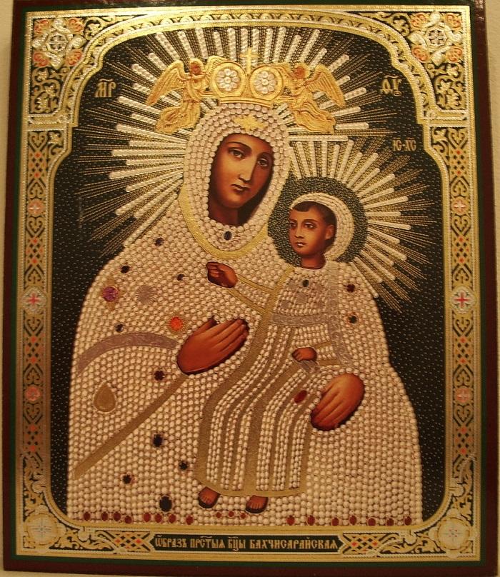 Икона Божией Матери Бахчисарайская