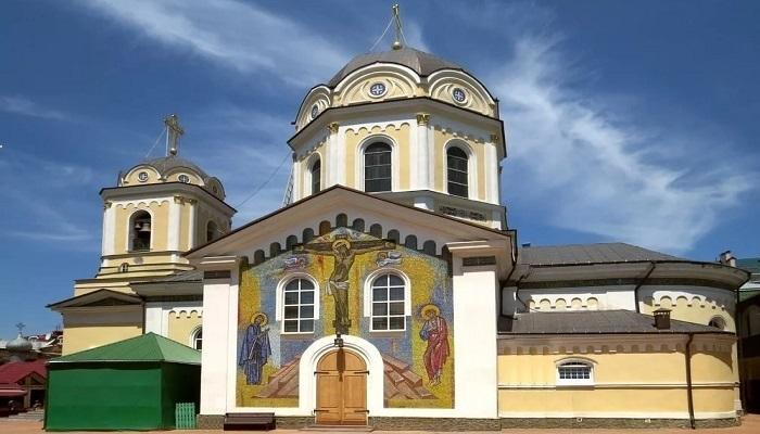 Свято-Троицкий мужской монастырь. Симферополь