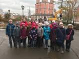 2017.10.28 Экскурсия учеников ГБОУ гимназии 1507 в Донской монастырь.