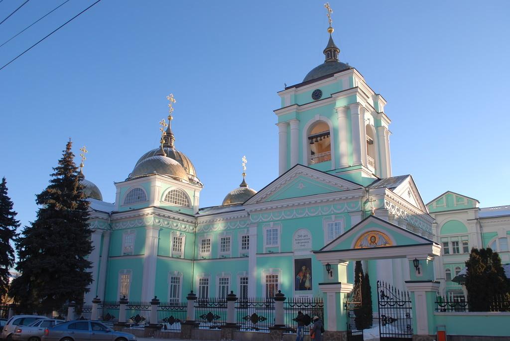 Преображенский кафедральный собор г. Белгород