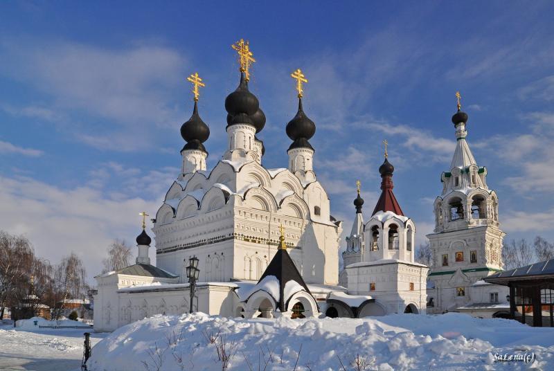Муром. Свято-Троицкий женский монастырь