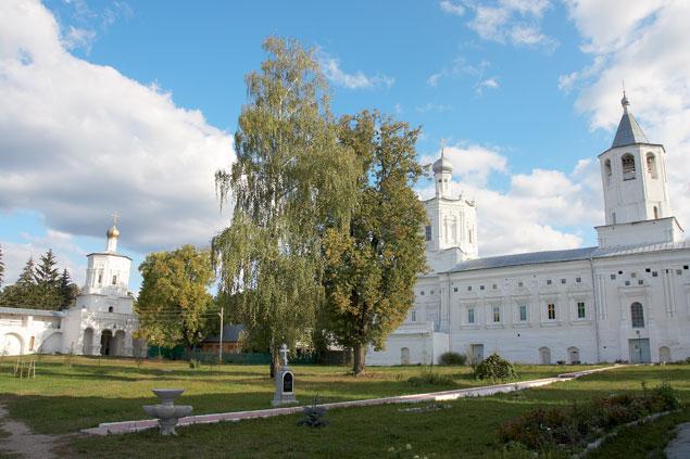 Солотчинский Рождества Богородицы женский монастырь