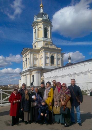 Серпуховский Высоцкий мужской монастырь