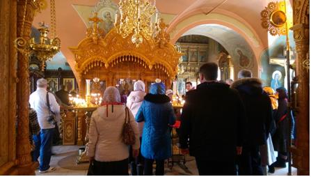 акафист перед чудотворной иконой Божией Матери